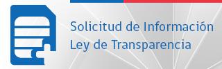 Solicitud de información a Ley de Transparencia